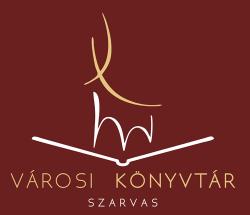 szarvasi konyvtar logo web